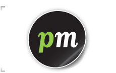 Pearachute Media Logo